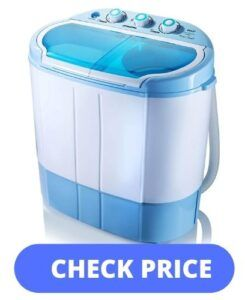 Upgraded Version Pyle Portable Washer