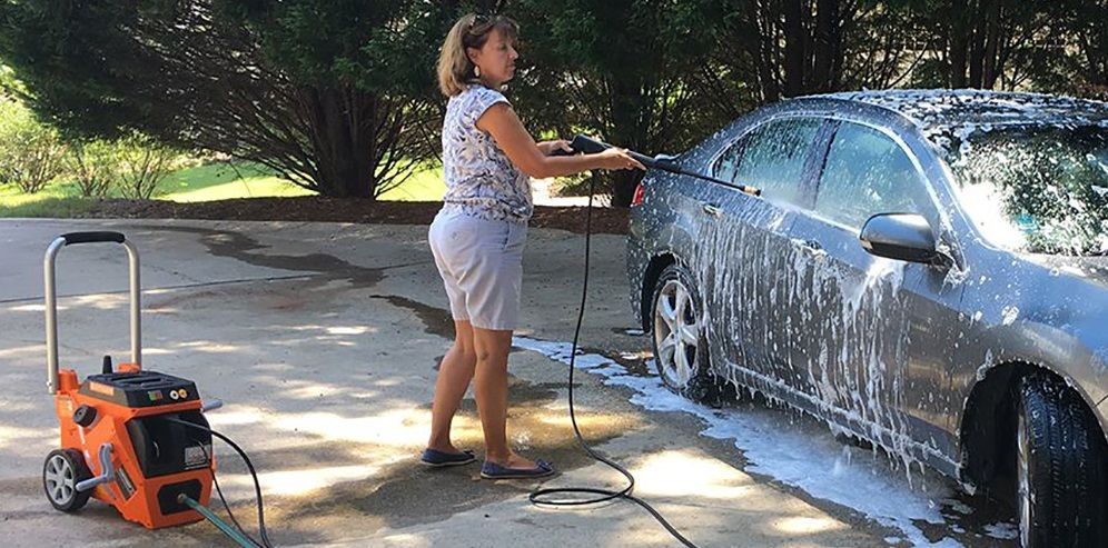 Best Electric Pressure Washers for Cars