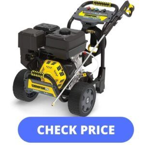 Champion 4200-PSI Commercial Gas Pressure Washer
