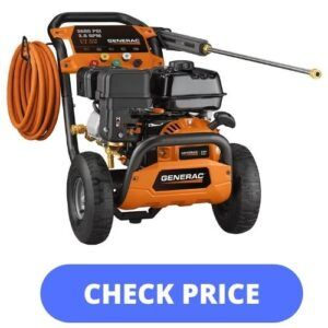 Generac Gas Commercial Pressure Washer