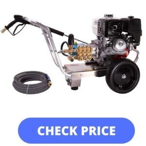 Honda Gas Powered commercial Pressure Washer