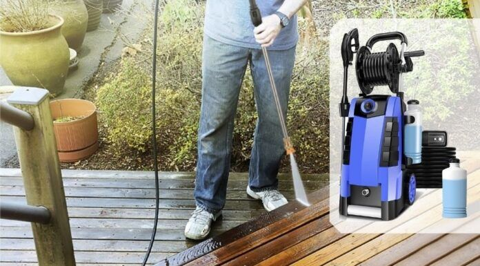 Teande 3800 psi pressure washer review