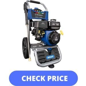 Westinghouse Outdoor Pressure Washer