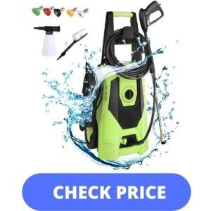 TubyTime 3000PSI Electric Power Washer