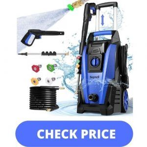 Suyncll 3800PSI Electric Pressure Washer Review