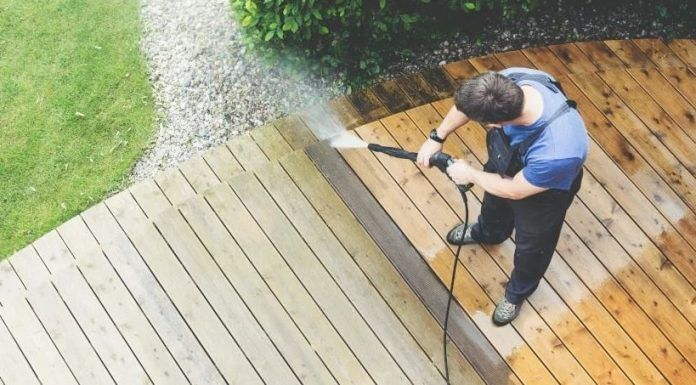 Pressure Washers For Deck Cleaning