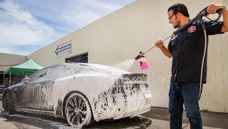 Best Foam Cannons for Cars