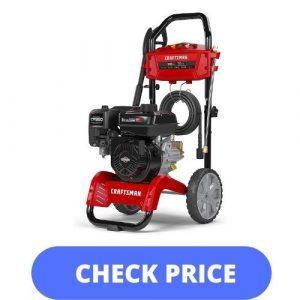 Craftsman 3200psi Gas Pressure Washer for Home